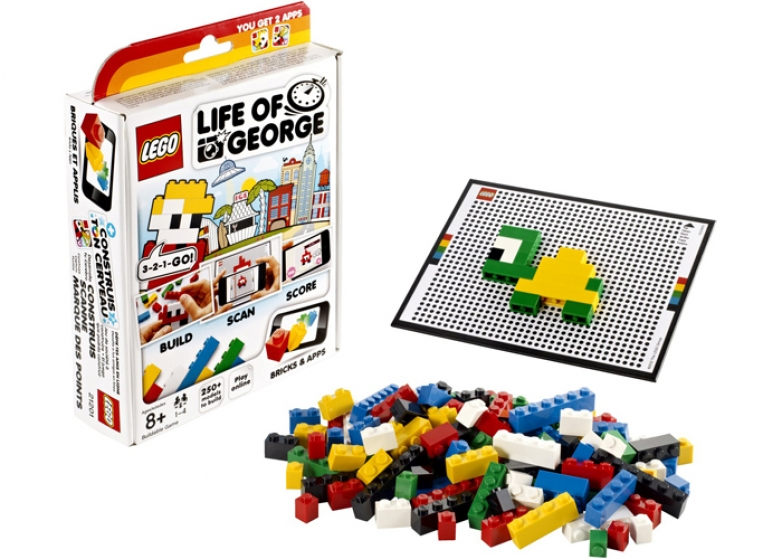 LEGO Life of George